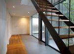 Architektura: Minimalistyczny dom w historycznym otoczeniu, zdjęcie 7