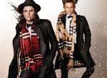James Bay i Romeo Beckham w kampanii świątecznej Burberry