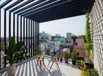Architektura: Wąski apartamentowiec w Ho Chi Minh, zdjęcie 1