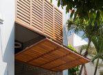 Architektura: Wąski apartamentowiec w Ho Chi Minh, zdjęcie 8