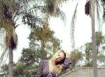 Trendy: Zmysłowa Elle Brittain w ubraniach Flynn Skye, zdjęcie 2