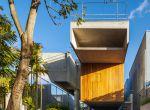 Architektura: Minimalistyczna rezydencja w São Paulo, zdjęcie 6