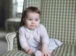 Księżniczka Charlotte w różu, zdjęcie 1