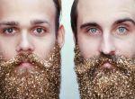 Trend na brokatowe brody, zdjęcie 4