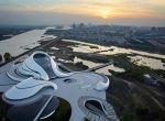 Architektura: Futurystyczny gmach Opery w chińskim Harbin, zdjęcie 14