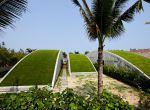 Azja architektura: Ekologiczne i designerskie wille w Wietnamie, zdjęcie 9