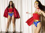 Bella Hadid w roli Wonder Woman, zdjęcie 4