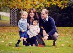 Rodzina Królewska na Święta