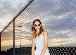 Karlie Kloss nową twarzą kampanii Topshop wiosna lato 2016, fotografia 2