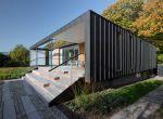 Architektura: Villa R - duński dom w lesie, zdjęcie 11