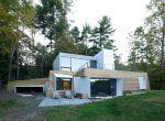 Architektura trendy: Leśna rezydencja w Massachusetts, zdjęcie 20