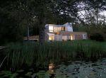 Architektura trendy: Leśna rezydencja w Massachusetts, zdjęcie 17