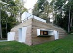 Architektura trendy: Leśna rezydencja w Massachusetts, zdjęcie 15