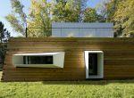 Architektura trendy: Leśna rezydencja w Massachusetts, zdjęcie 14
