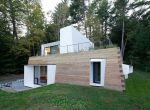 Architektura trendy: Leśna rezydencja w Massachusetts, zdjęcie 12