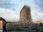 Trendy: Víctor Enrich i psychodeliczny świat miejskiej architektury, obraz NHDK 28