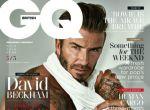 """David Beckham na pięciu okładkach marcowego wydania """"British GQ"""", zdjęcie 5"""