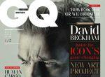 """David Beckham na pięciu okładkach marcowego wydania """"British GQ"""", zdjęcie 1"""
