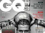 """David Beckham na pięciu okładkach marcowego wydania """"British GQ"""", zdjęcie 2"""
