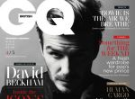 """David Beckham na pięciu okładkach marcowego wydania """"British GQ"""", zdjęcie 4"""