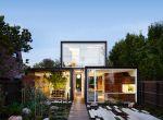 Architektura: Kameralny, designerski dom na przedmieściach Melbourne, zdjęcie 10