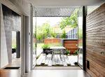Architektura: Kameralny, designerski dom na przedmieściach Melbourne, zdjęcie 6