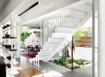 Architektura: Kameralny, designerski dom na przedmieściach Melbourne, zdjęcie 3