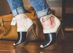Trendy 2016: modne buty z podwójnymi obcasami, zdj. 5