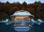 Architektura trendy: Dom muszla w Kazachstanie, zdjęcie 5