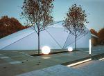 Architektura trendy: Dom muszla w Kazachstanie, zdjęcie 2