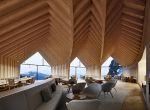 Designerska restauracja w Dolomitach, zdjęcie 3