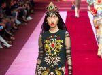 Moda wiosna – lato 2018: Dolce & Gabbana, zdj. 14