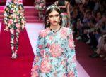 Moda wiosna – lato 2018: Dolce & Gabbana, zdj. 16