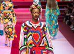 Moda wiosna – lato 2018: Dolce & Gabbana, zdj. 17