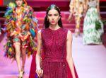 Moda wiosna – lato 2018: Dolce & Gabbana, zdj. 19