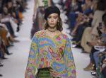 Moda wiosna – lato 2018: Christian Dior, zdj. 15