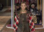 Moda wiosna - lato 2018: Alexander McQueen, zdj. 15