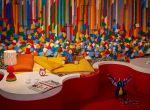 Nocleg w domu LEGO, zdjęcie 3