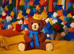 Nocleg w domu LEGO, zdjęcie 5