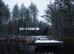 Architektura trendy: Designerski dom w Finlandii, zdjęcie 4