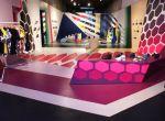 Świętując 20 lecie ikonowego modelu butów Pump, Reebok otworzył swój tymczasowy sklep, zwany pop-up