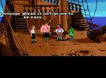 The Secret of The Monkey Island