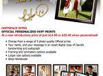 David Hasselhoff wypuścił świąteczną, limitowaną promocję