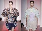 W sezonie wiosna/lato 2009 będą modne szerokie, kilku warstwowe niczym fiordy