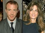 Guy Ritchie i Jemima Khan parą