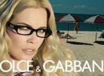 Claudia Schiffer w kampanii Dolce & Gabbana 2009