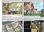 Kolorowe rysunki i wspomnienia to główne zalety komiksu