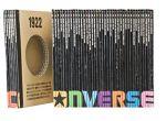 Na 100 rocznicę butów All Star, Converse stworzył limitowaną wersję 1000 książek