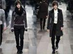 Burberry Prorsum moda jesień 2009 / zima 2010