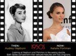 Fryzury trendy 2009 - Natalie Portman